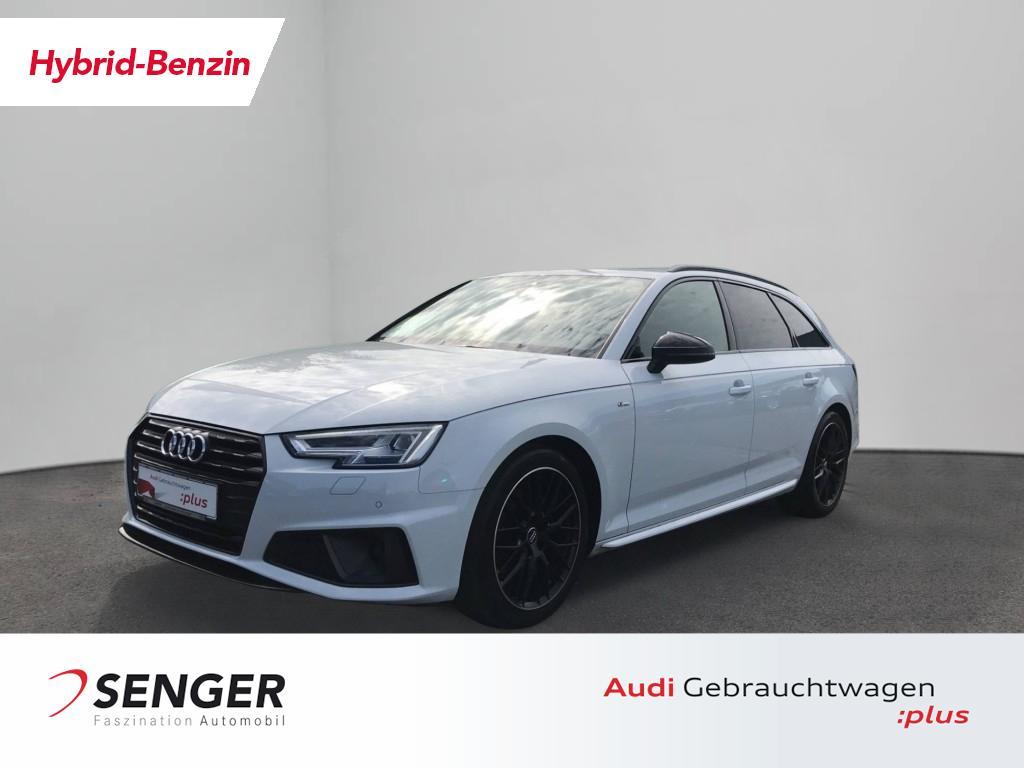 Audi A4 Avant sport 40 TFSI S line Assistenzpaket ACC, Jahr 2019, Benzin