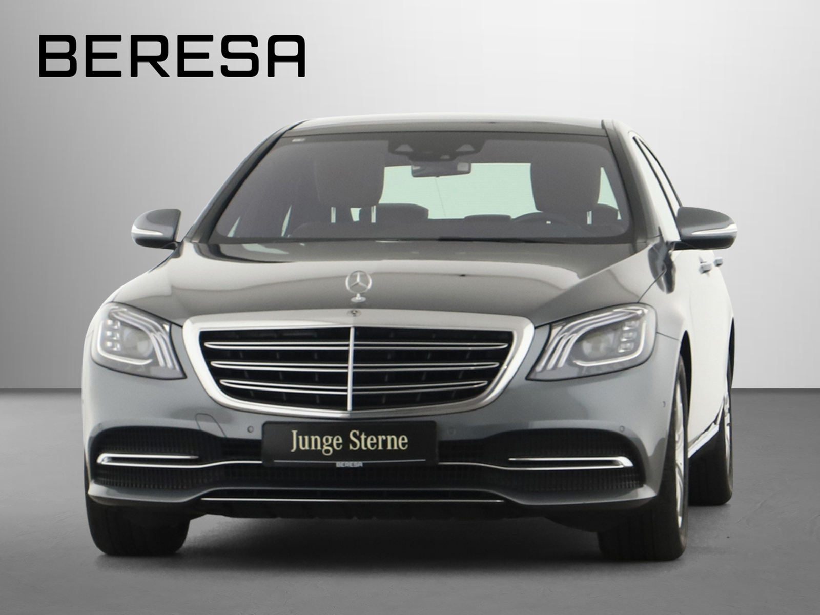 Mercedes-Benz S 450 HUD Burmester Comand Pano.-Dach LED AHK, Jahr 2018, Benzin