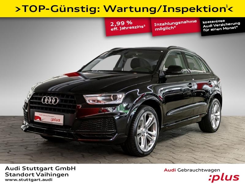 Audi Q3 design 2.0 TDI S line Navi Xenon Tempomat PDC, Jahr 2018, Diesel