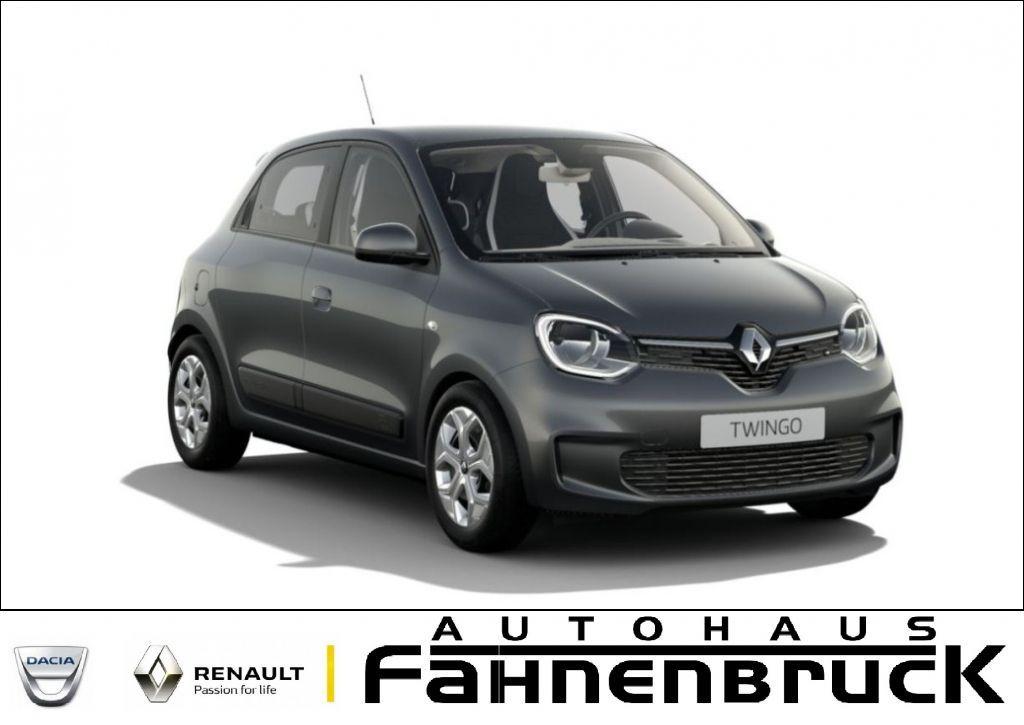 Renault Twingo SCe 75 LIMITED, Jahr 2021, Benzin
