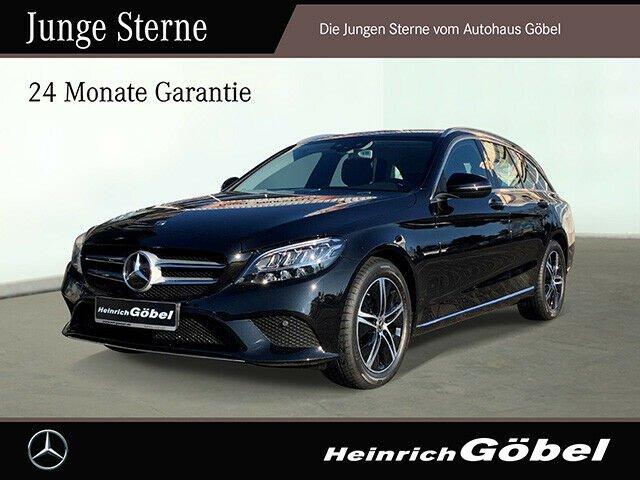 Mercedes-Benz C 180 Kamera+Totwinkel+LED+Navi+Sitzheizung, Jahr 2020, Benzin
