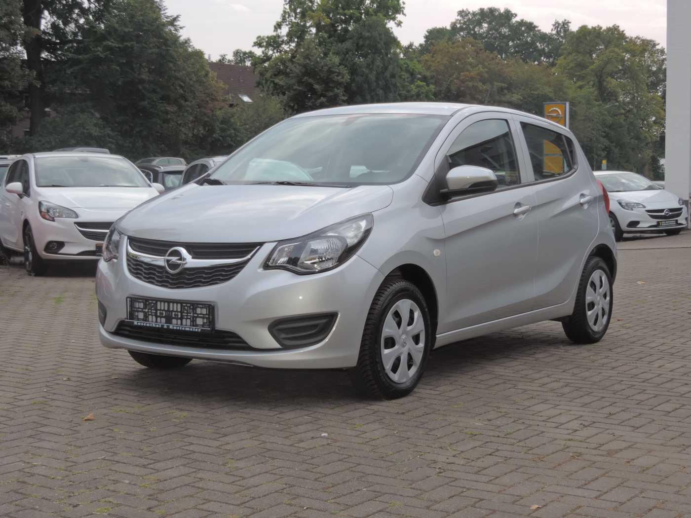 Opel Karl 1.0 Edition, Jahr 2015, Benzin