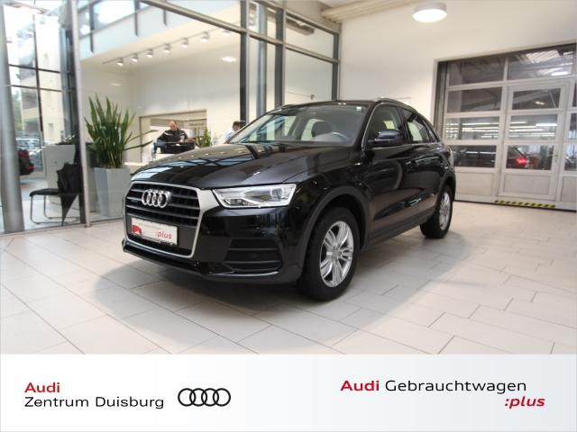 Audi Q3 2.0 TFSI quattro S tronic Navi Xenon+, Jahr 2018, Benzin