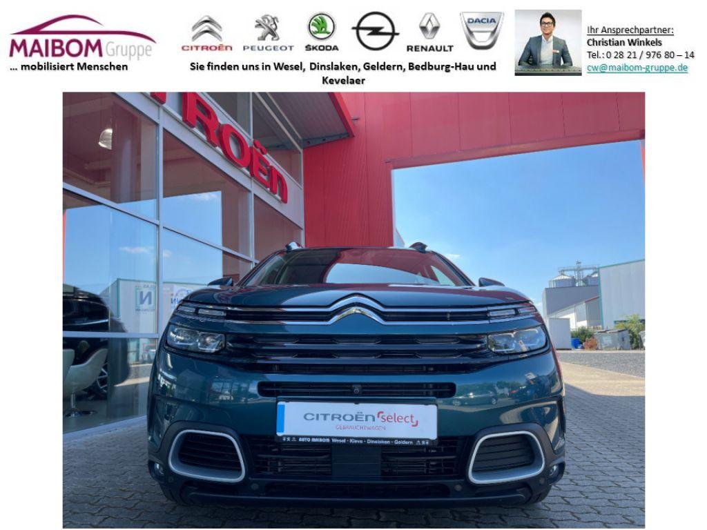 Citroën C5 Aircross Pure Tech 180 S&S EAT8 FEEL TOP-ANGEBOT!!!, Jahr 2020, Benzin