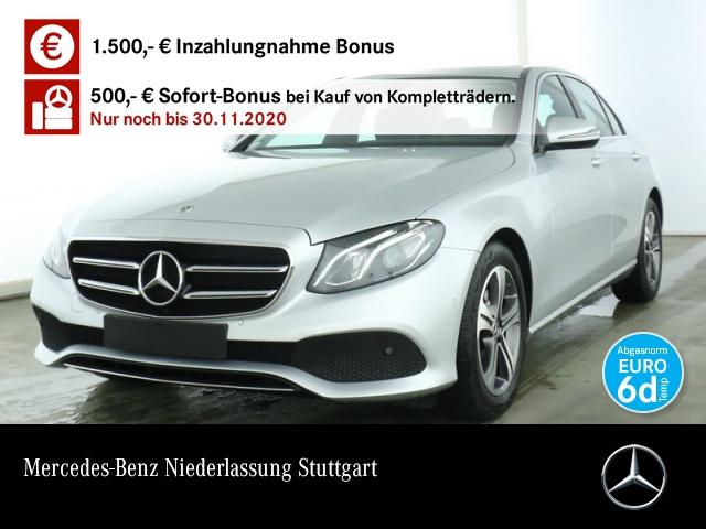 Mercedes-Benz E 200 d Avantgarde LED AHK Kamera Totwinkel PTS 9G, Jahr 2020, Diesel