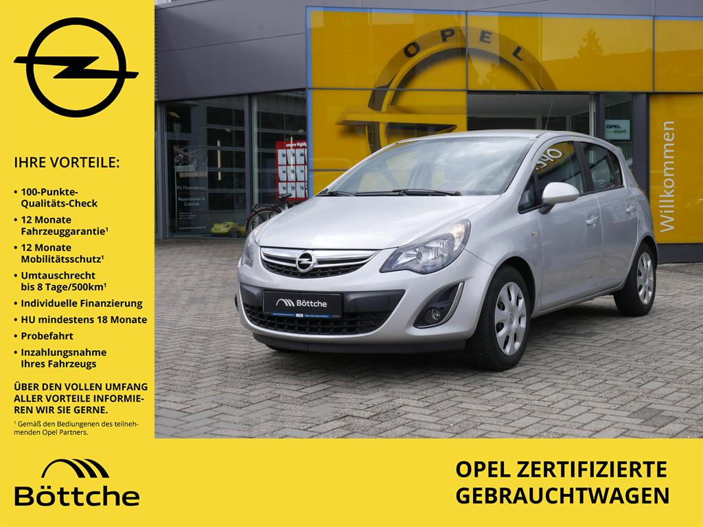 Opel Corsa 1.2 16V, Jahr 2014, Benzin