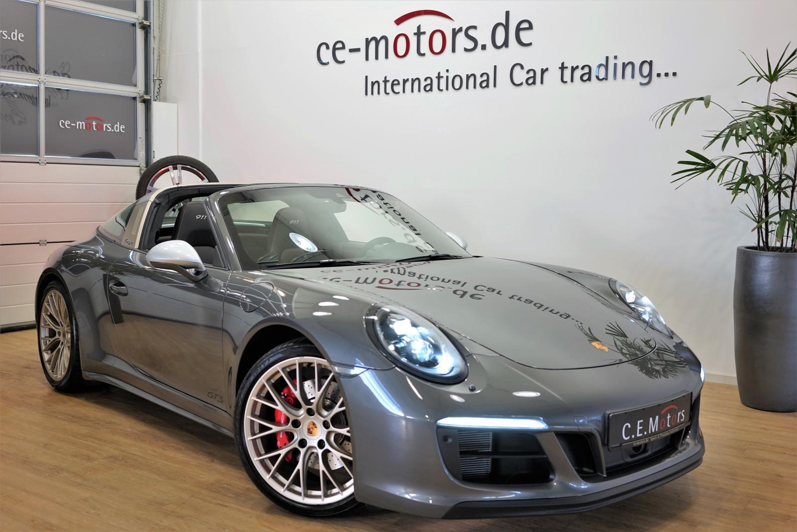 Porsche 911 (Typ 991)(2011->), Jahr 2019, Benzin