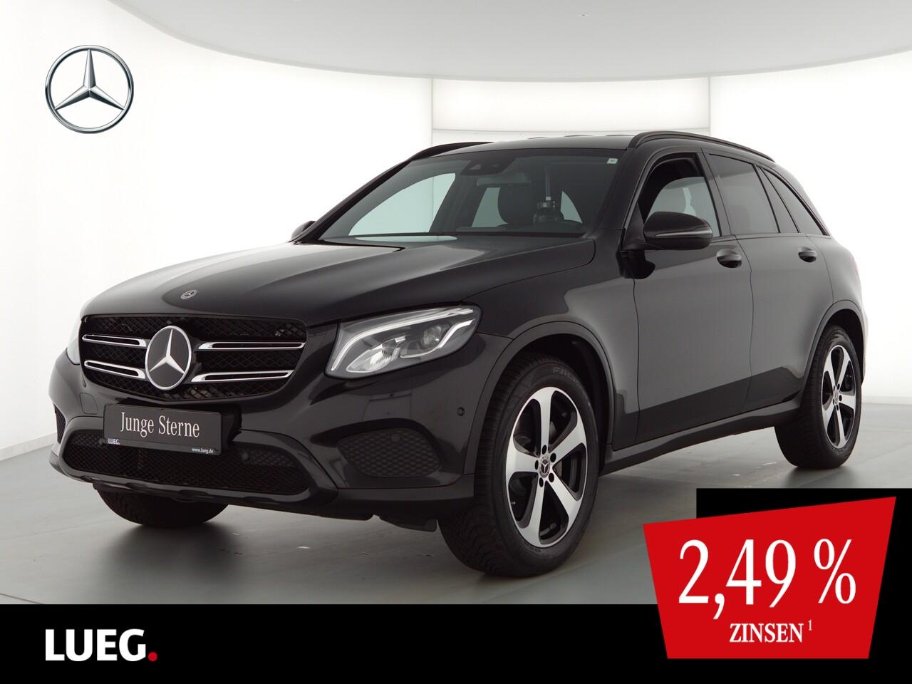 Mercedes-Benz GLC 250 d 4M Exclusive+COM+LED-HP+Distrc+19''+AH, Jahr 2017, Diesel