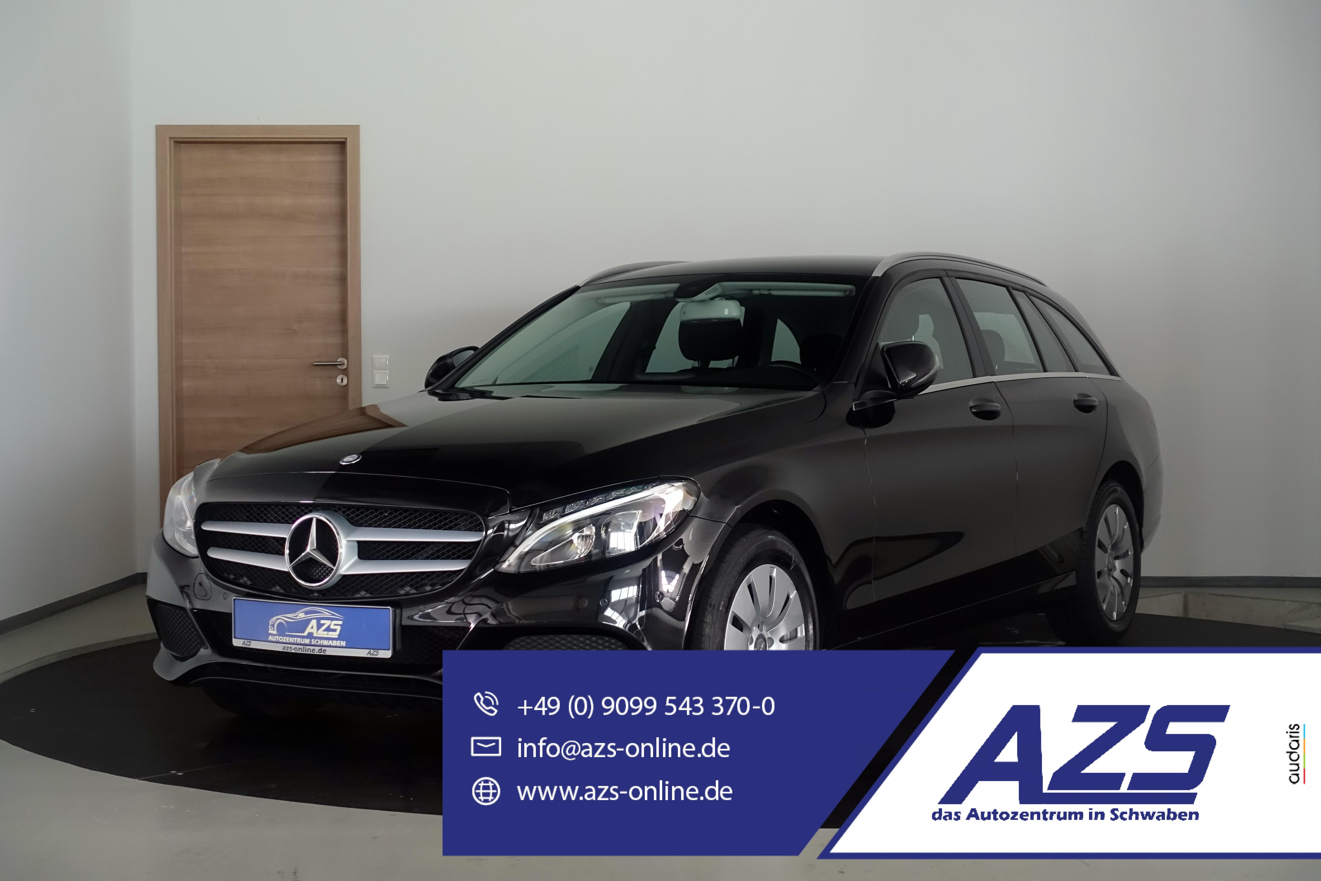 Mercedes-Benz C 180 T CDI | Navi | LED | AHK | Kamera | 2xPDC, Jahr 2015, Diesel