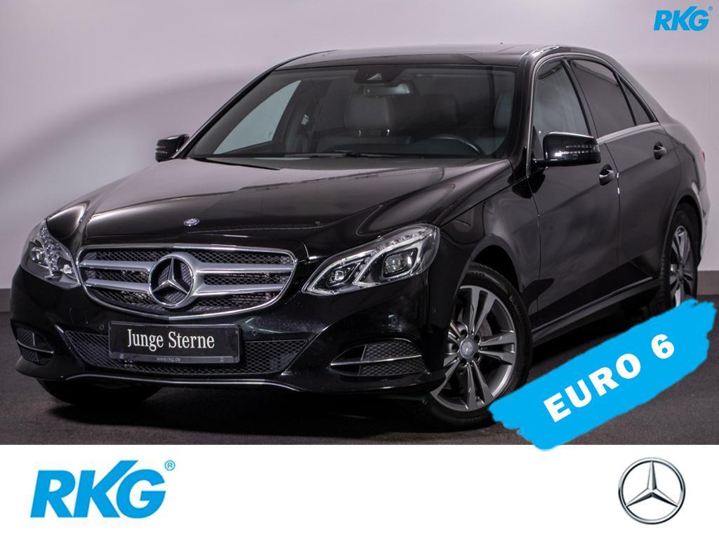 Mercedes-Benz E 300 BT Avantgarde*Burmester*Comand*Spur-P.*LED, Jahr 2015, diesel