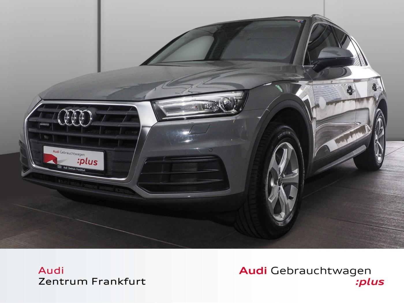 Audi Q5 40 TDI quattro S tronic Navi Xenon Tempomat P, Jahr 2018, Diesel