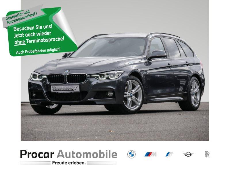 BMW 320d Touring M Sportpaket Head-Up DAB LED RFK, Jahr 2018, Diesel