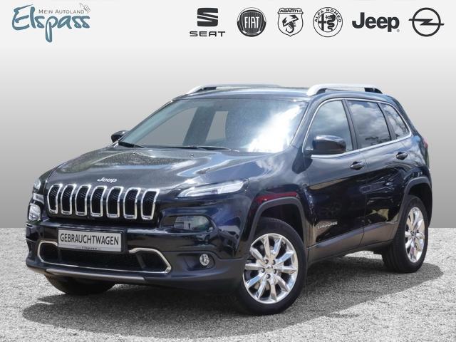 Jeep Cherokee Limited 4WD 2.2 MultiJet KL LEDER NAVI KAMERA SHZG, Jahr 2015, Diesel