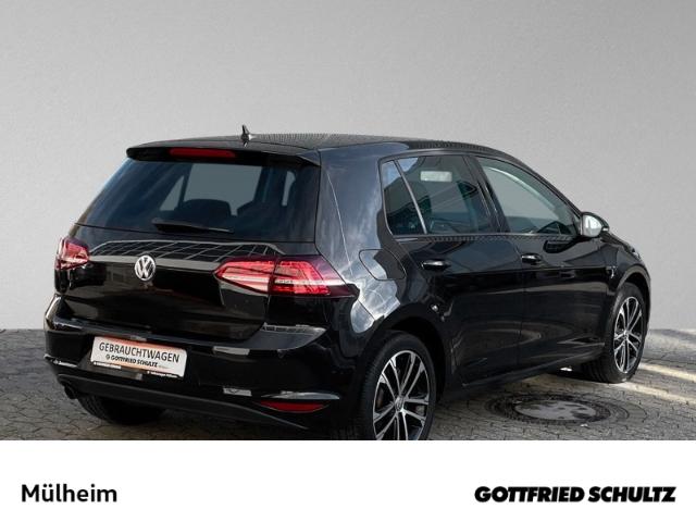 Volkswagen Golf 1.6 TDI Xenon ALU Navi Lounge, Jahr 2015, Diesel