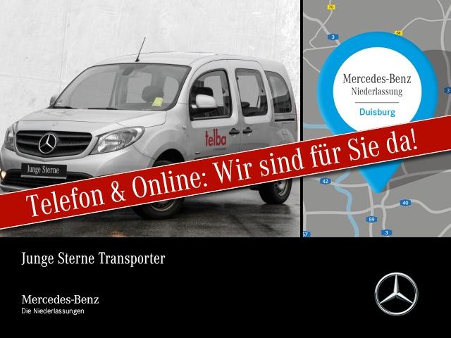 Mercedes-Benz Citan 108 CDI Tourer Lang Berganfahrhilfe Klima, Jahr 2015, Diesel