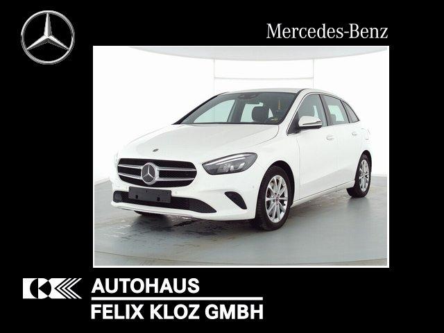 Mercedes-Benz B 250 Progressive+FAHRASSIS+KAMERA+SITZKLIMA+LED, Jahr 2020, Benzin