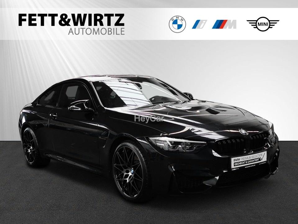 BMW M4 Coupe Competition DKG Leas. ab 695,- br.o.Anz, Jahr 2020, Benzin