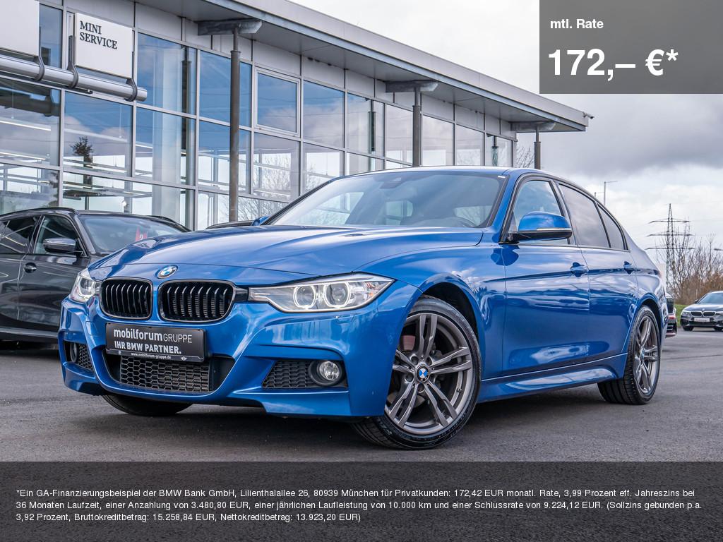 BMW 320d M-Sport, Jahr 2013, Diesel