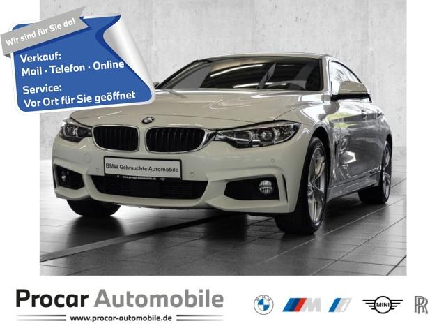 BMW 435dxDriveGranCoupe+MSport+NaviProf.+HUD+APPLECP, Jahr 2018, Diesel