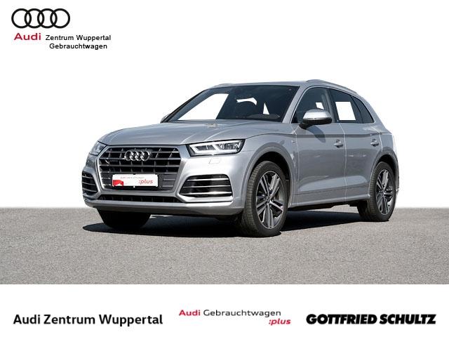Audi Q5 3.0TDI S-LINE PANO AAS LEDER VIRTUAL KAMERA CONNECT NAV SHZ LED KEYLESS PDC VO HI BT 20Z Sport, Jahr 2018, Diesel