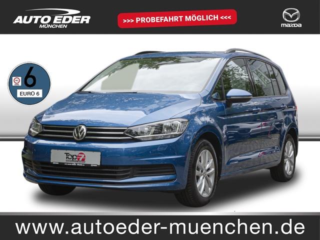 Volkswagen Touran 1.2 TSI BMTStart-Stopp Comfortline Klima, Jahr 2017, Benzin