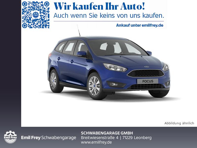 Ford Focus Turnier 1.0 Business Edition *NAVI *PDC *RFK, Jahr 2018, Benzin