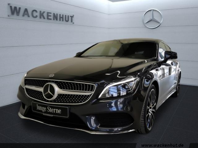 Mercedes-Benz CLS 350 Shooting Brake d 4M AMG PERF.LENKR+DISTR, Jahr 2017, Diesel