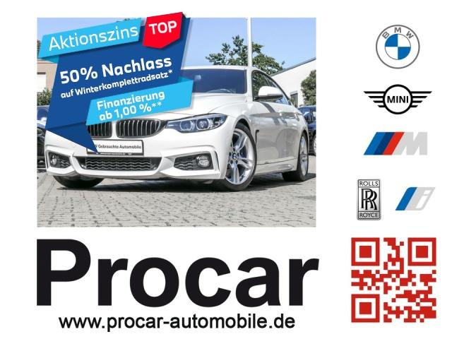 BMW 440i xDrive Gran Coupe M Sport Sport Aut. HIFI, Jahr 2017, Benzin