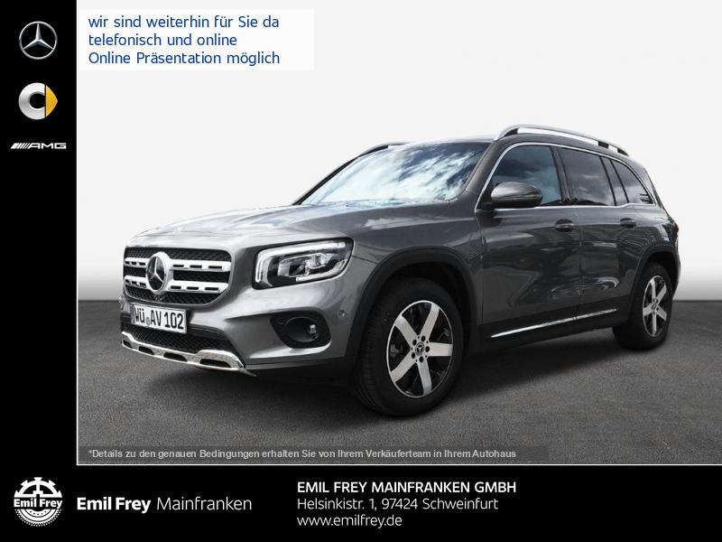 Mercedes-Benz GLB 200 d 8G Progressive*Fahrassis*Easy-Pack*LED*, Jahr 2019, Diesel