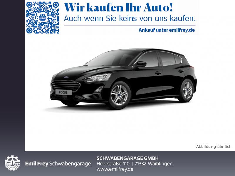 Ford Focus 1.0 EcoBoost C&C *LED/Navi/WinterP/RFK*, Jahr 2018, Benzin