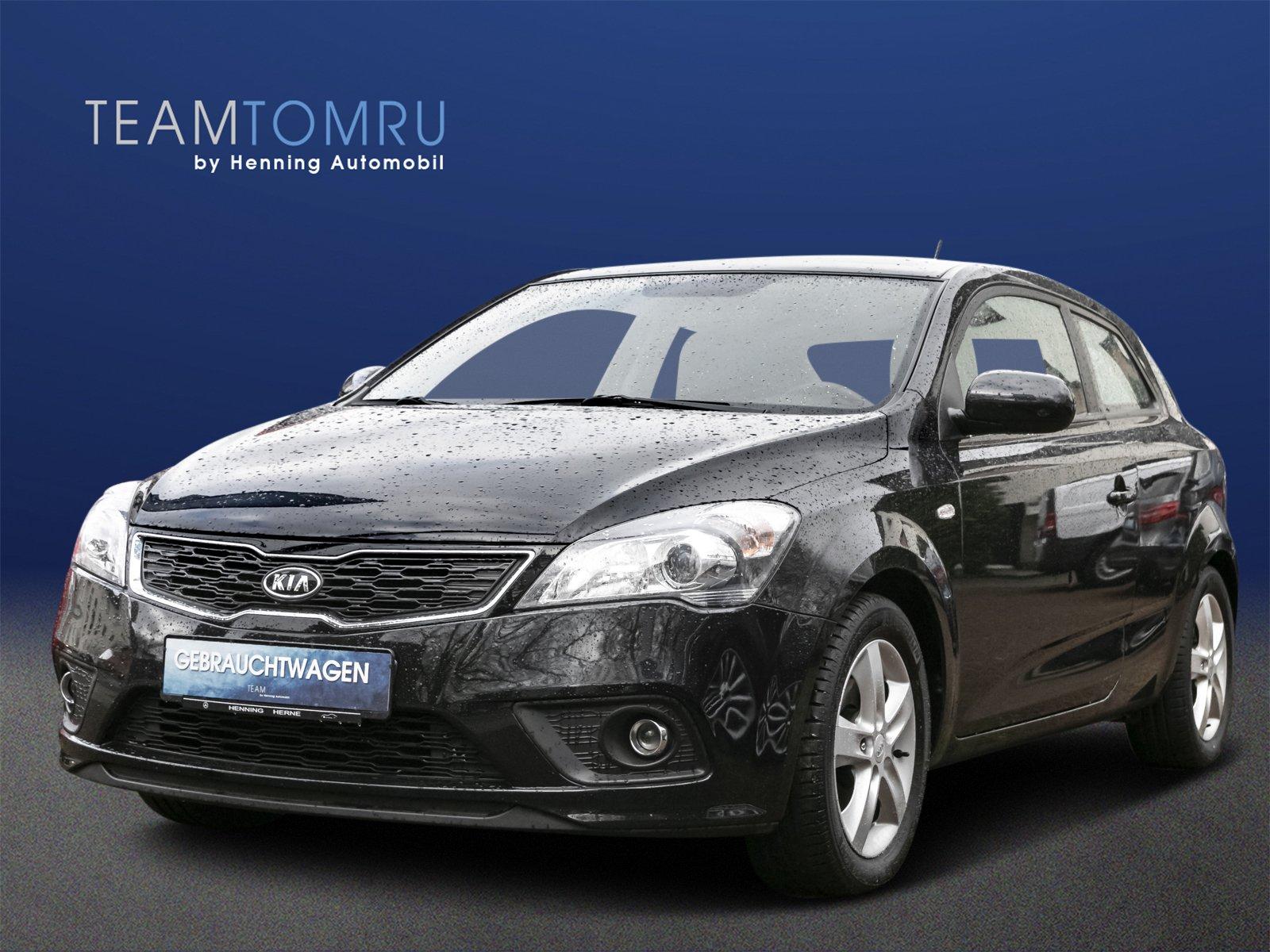 Kia Kia cee'd 1.4 CVVT Edition 7-Klima-Navi-R.Kamara, Jahr 2013, Benzin
