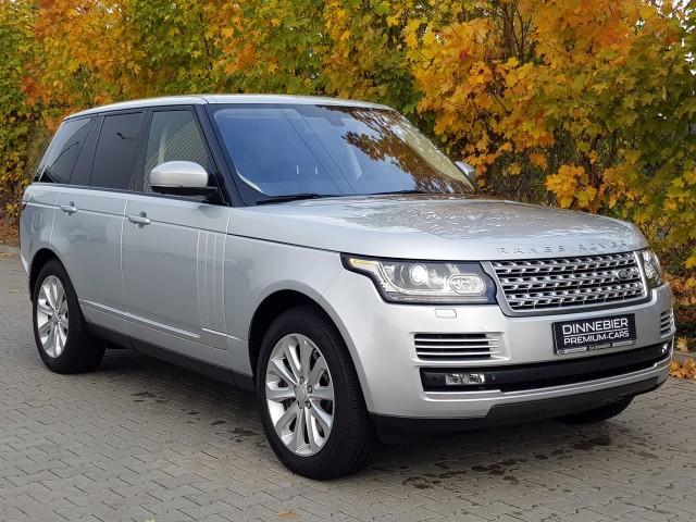 Land Rover RANGE ROVER SDV8 Vogue | RANGE ROVER Berlin, Jahr 2015, Diesel