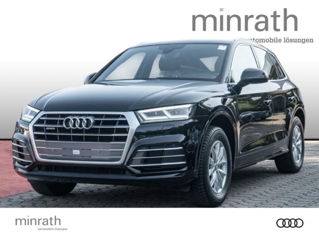 Audi Q5 quattro design 2.0 TDI S line LED Navi StandHZG Keyless Rückfahrkam. Allrad, Jahr 2018, Diesel
