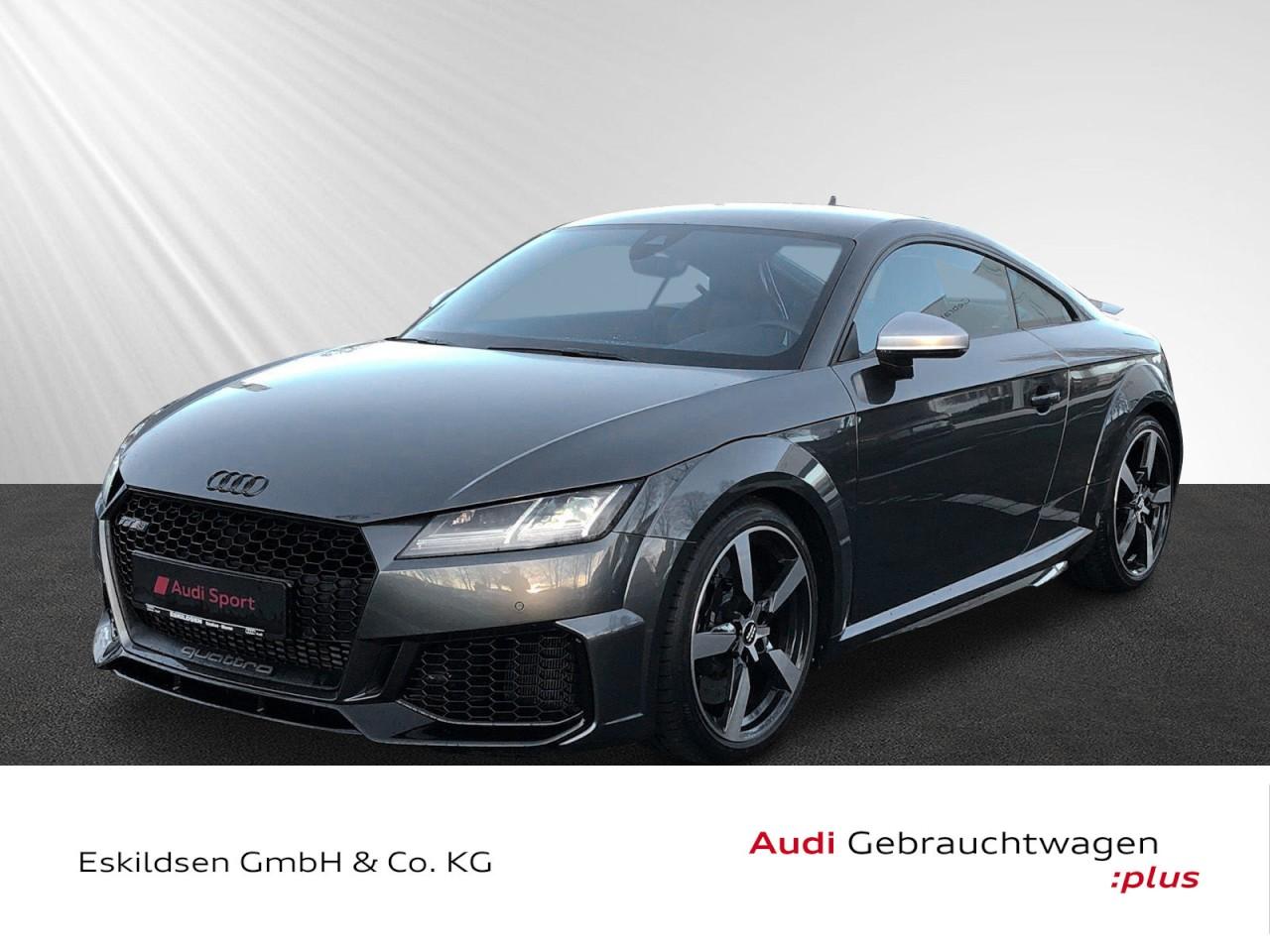 Audi TT RS Coupé 2,5 TFSI quattro RS-AbGasan., Navi Plus, Jahr 2019, Benzin
