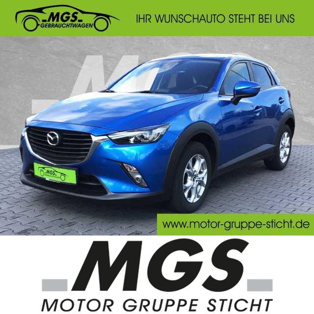 Mazda CX-3 SKYACTIV-G 120 FWD Exclusive-Line #NAVI, Jahr 2016, Benzin