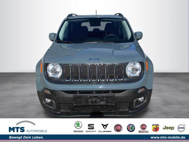 Jeep Renegade Nitro FWD 1.6 88 kW (120 PS) MultiJet Sitzheizung, PDC, Jahr 2017, Diesel