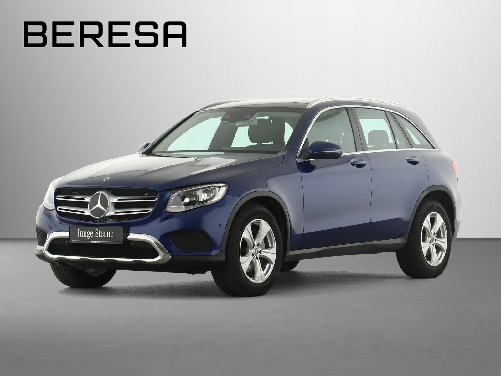 Mercedes-Benz GLC 350 d 4M Exclusive Burmester Comand, Jahr 2018, Diesel