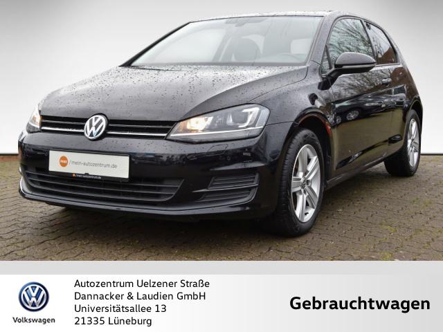 Volkswagen Golf VII 1.6 TDI Comfortline BMT Alu Bi-Xenon Navi, Jahr 2016, Diesel