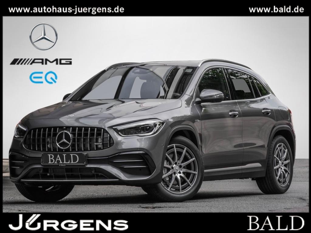 Mercedes-Benz GLA 35 AMG 4M AMG+Pano+Kamera+Multibeam LED, Jahr 2021, Benzin