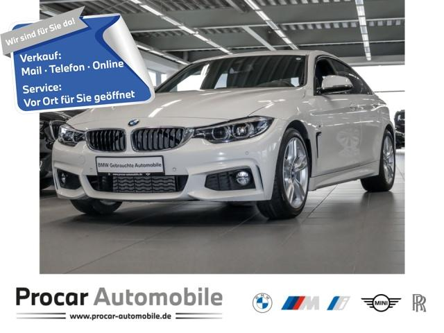 BMW 420 Gran Coupe M Sport Navi Head-Up Klimaaut., Jahr 2017, Benzin