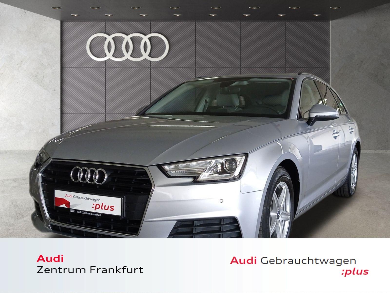Audi A4 Avant 2.0 TDI ultra Xenon Navi PDC Tempomat, Jahr 2018, Diesel