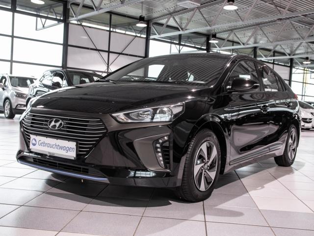 Hyundai Ioniq Hybrid Trend 1,6 GDI Bluetooth Klima, Jahr 2019, Benzin