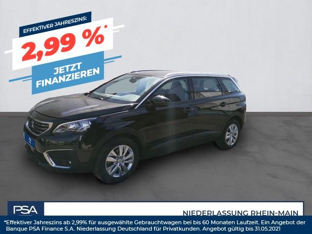 Peugeot 5008 BlueHDI 150 Active *Navi*7-Si*Sitzh*Einparkh*City-Pak*, Jahr 2017, Diesel
