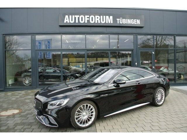 Mercedes-Benz S 65 AMG Coupe *FACELIFT*, Jahr 2018, Benzin