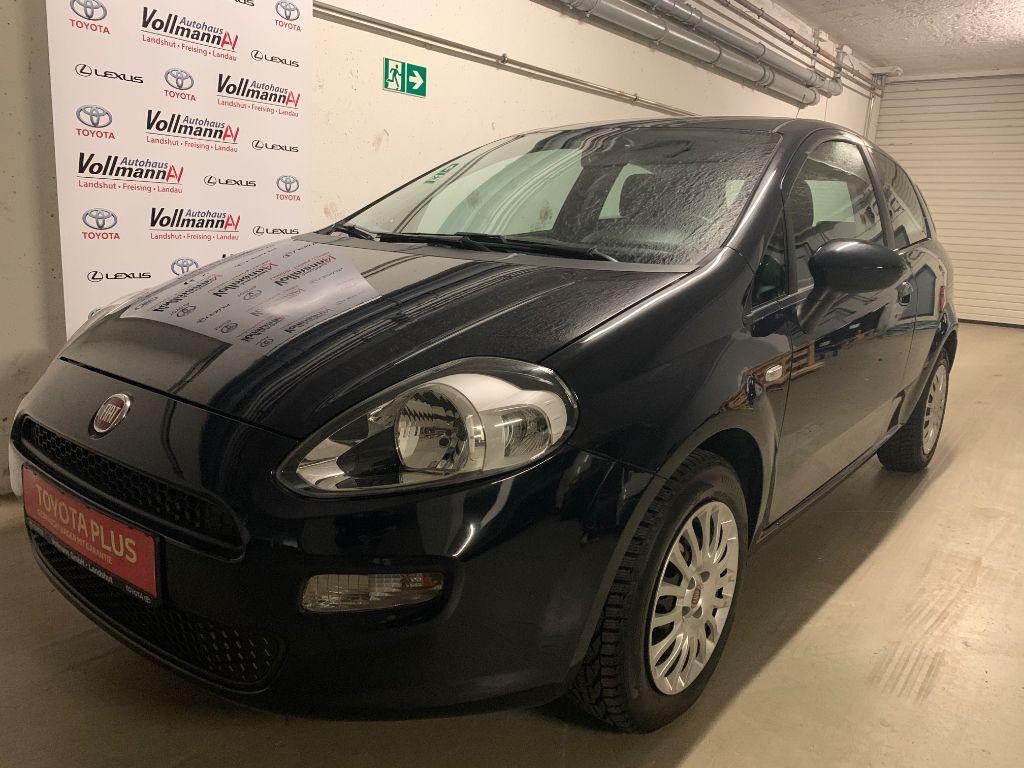 Fiat Punto 1.2 8V My Punto, Jahr 2013, Benzin
