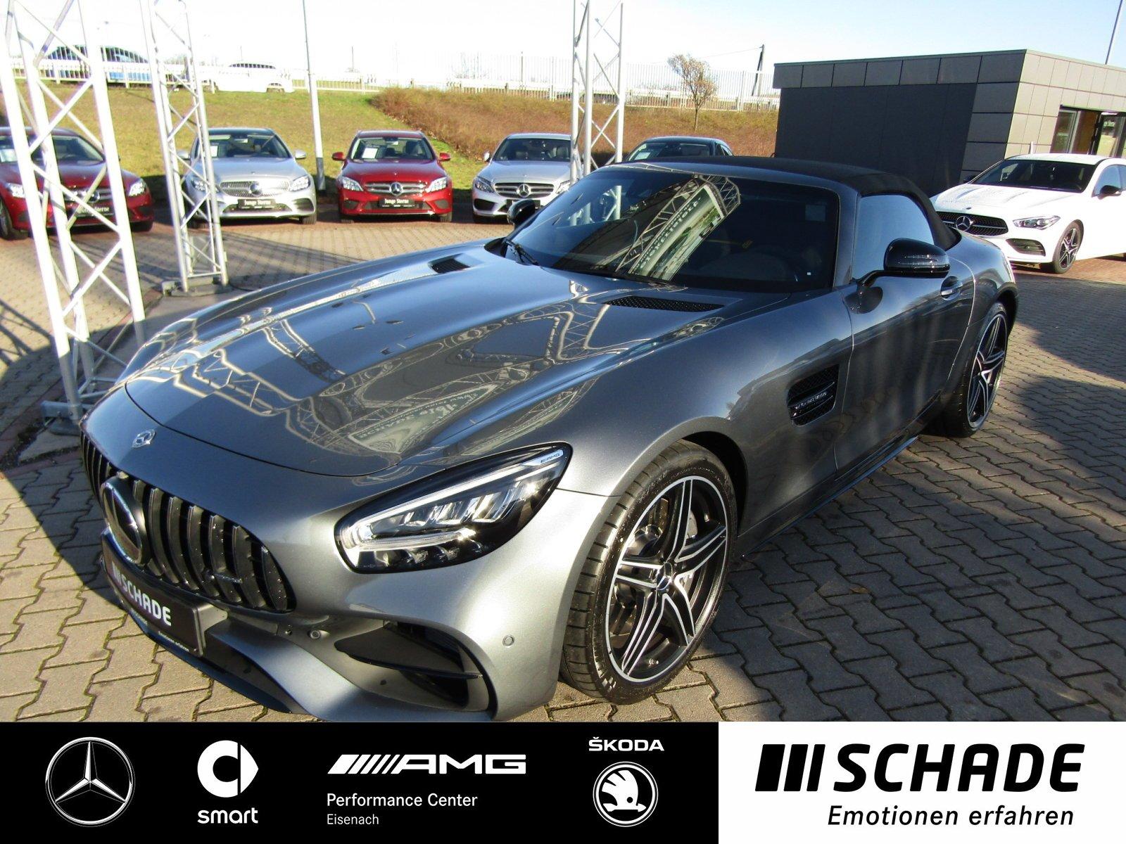 Mercedes-Benz AMG GT Roadster *Comand*Perform-AbGas* AMG Sport, Jahr 2019, Benzin
