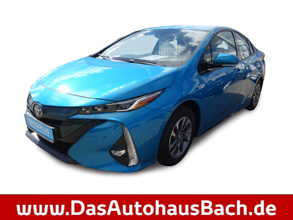 Toyota Prius PLUG-IN 5-TÜRER. HYBRID: Executive, Jahr 2017, Hybrid