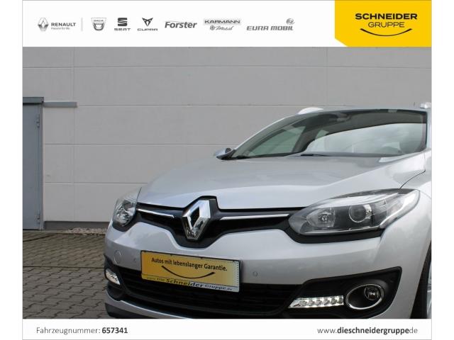 Renault Megane Grandtour ENERGY TCe 115 S&S Paris Deluxe, Jahr 2014, Benzin