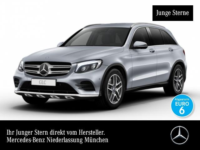 Mercedes-Benz GLC 250 d 4M AMG Fahrass 360° Distr. COMAND, Jahr 2016, Diesel