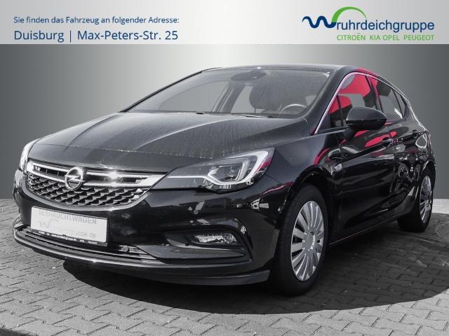 Opel Astra K 5türig INNOVATION 1.6 CDTI +NAVI+PDC+Sitzhzng.+, Jahr 2016, Diesel